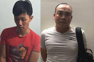 Bắt 2 ông trùm buôn bán ma túy 'khủng' ở Sài Gòn