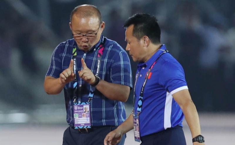 AFF Cup 2018: HLV Park Hang-seo được ví như Jose Mourinho