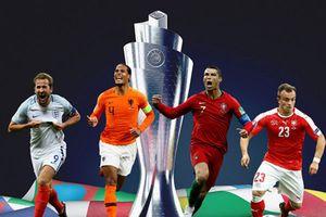 Định ngày bốc thăm vòng chung kết UEFA Nations League