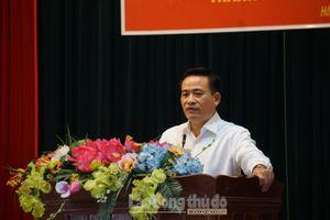 Đại biểu HĐND TP Hà Nội lắng nghe nguyện vọng của cử tri huyện Thường Tín