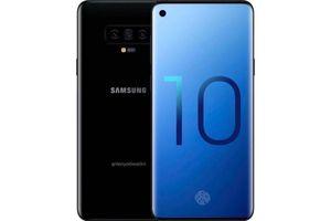Samsung Galaxy S10 sẽ như thế nào?