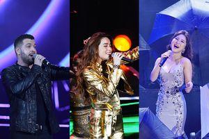 Chung sân khấu với Shayne Ward, Hà Hồ - Hương Tràm lại thần thái 'đốn tim' fans