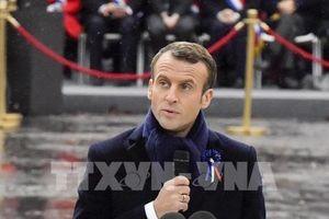Điều tra các khoản tài trợ tranh cử của Tổng thống Pháp Macron