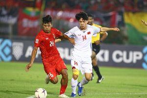 Trọng tài đã 'cướp trắng' bàn thắng của Việt Nam!