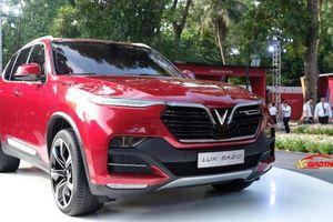 Chi tiết Lux SA - mẫu xe cao cấp nhất của VinFast