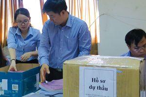 Dự án Xây dựng 4 đoạn đê bao xung yếu bờ tả sông Sài Gòn: 3 nhà thầu tham dự gói thầu lớn