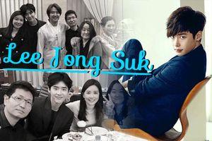 Lee Jong Suk và loạt hành động thể hiện tình cảm bạn bè, rộng lượng và tốt bụng