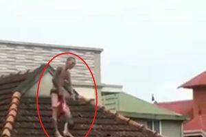Nghệ An: Thót tim giải cứu đứa bé bị ông bố ném từ tầng 2 xuống đất