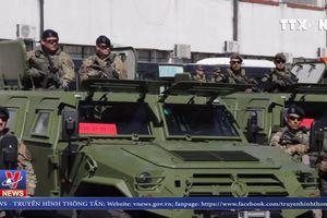 Argentina: Chiến dịch an ninh quy mô lớn bảo vệ Hội nghị G20