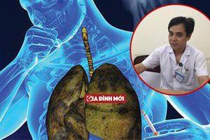 Ho về đêm: Khi nào là biểu hiện của ung thư phổi?