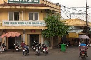 Hà Nội: Phát triển mạng lưới chợ hiện đại, văn minh