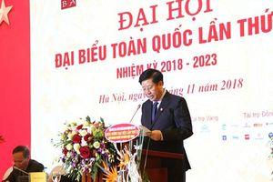 Phát biểu khai mạc Đại hội của Chủ tịch Hội Nguyễn Trọng Điều