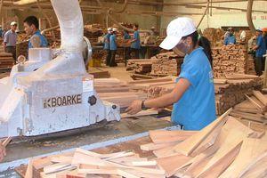 Xuất khẩu đồ gỗ và lâm sản về đích trước 2 năm