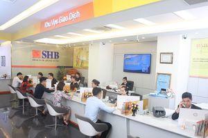 SHB tăng lãi suất huy động VND lên 7,8%/năm