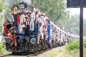 Ấn Độ xây 3.000 km tường rào dọc theo đường sắt