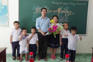 Thị trấn Trường Sa tổ chức lễ kỷ niệm 36 năm ngày Nhà giáo Việt Nam