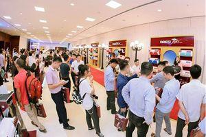 Tân Á Đại Thành tăng công suất sản xuất bình nước nóng
