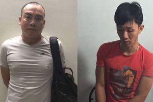 Tóm gọn 2 đầu nậu ma túy ở Sài Gòn