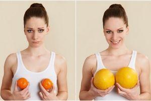 2 món ăn giúp ngực căng tròn chẳng cần phẫu thuật