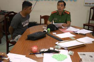 Triệt xóa một đường dây ma túy lớn từ TP Hồ Chí Minh về Đà Nẵng