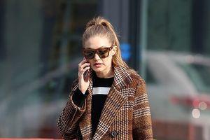Mê đắm phong cách thời trang sành điệu của nàng mẫu Gigi Hadid