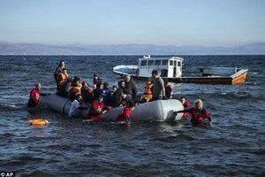 Séc hỗ trợ tài chính Thổ Nhĩ Kỳ kiểm soát người di cư