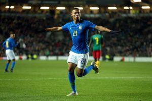 Toàn cảnh Brazil 1-0 Cameroon: 'Sát thủ' Ngoại hạng Anh lên tiếng
