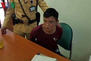 Tên cướp nhiễm HIV sa lưới CSGT Hà Nội