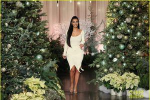 Kim Kardashian xuất hiện gợi cảm trong show truyền hình