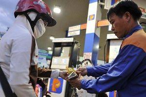 Giá xăng dầu giảm mạnh từ 15h chiều 21/11