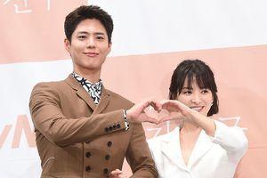 Song Hye Kyo ăn kiêng để xinh đẹp hơn khi diễn chung với Park Bo Gum