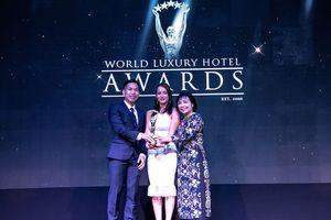Emeralda Resort Ninh Bình dành giải 'Khu nghỉ xanh sang trọng' tại World Luxury Hotel Awards