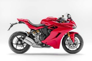Ducati SuperSport sẽ bị thu hồi vì lỗi gương chiếu hậu