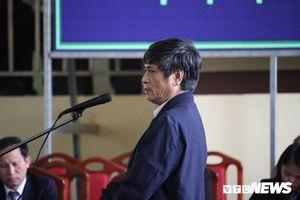 Cựu Cục trưởng C50 Nguyễn Thanh Hóa: 'Dương không cho tôi gì cả'