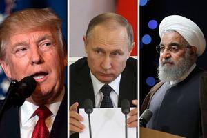 Mỹ cam kết trừng phạt Nga và Iran, chặn đứng mạng lưới vận chuyển dầu đến Syria