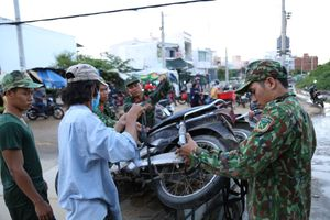 Bão số 9 diễn biến phức tạp, Khánh Hòa khẩn trương di dời 400 hộ dân