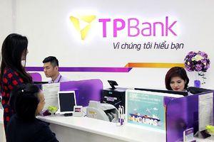 TPBank (TPB): Con trai Phó chủ tịch đăng ký mua 25 triệu cổ phiếu