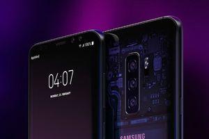 Samsung Galaxy S10 trang bị đến 6 camera