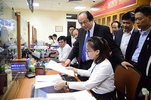Thủ tướng Chính phủ biểu dương Hà Nội thực hiện rất tốt 9 nhóm nhiệm vụ