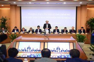 Hà Nội được Thủ tướng khen 9 vấn đề và bị nhắc 9 việc
