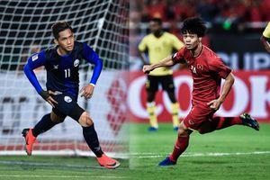 Tuyển Việt Nam toàn thắng Campuchia trong lịch sử AFF Cup