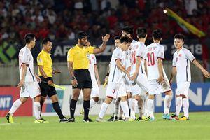 Con số đáng báo động về hàng công đội tuyển Việt Nam