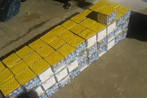 Quảng Bình: Thu giữ hơn 1 tạ pháo lậu vận chuyển giữa đêm khuya