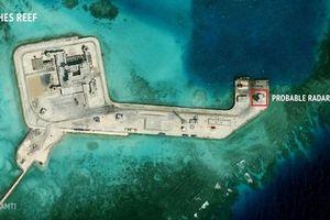 CSIS: Trung Quốc xây cơ sở mới ở Hoàng Sa