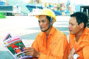LĐLĐ Bình Định: Hơn 200.000 cuốn tạp chí công đoàn đến tay người lao động
