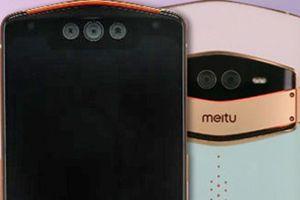 Xuất hiện smartphone có 3 camera selfie 'nhái' Vertu