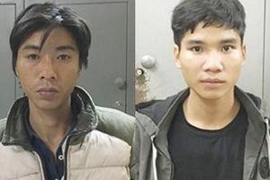 Yên Bái: Bắt 2 đối tượng nghiện ma túy, cướp xe của người bán cam