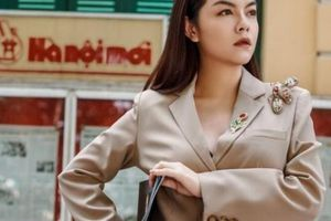 Sau đổ vỡ hôn nhân, Phạm Quỳnh Anh đổi mới với style trẻ trung