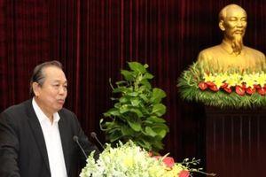 Kiểm tra công tác phòng chống tham nhũng của Thường vụ Thành ủy Đà Nẵng