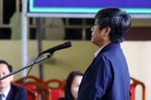 Bị cáo Nguyễn Thanh Hóa nhận tội